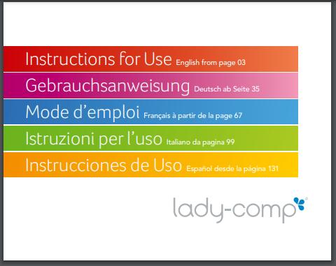 New Lady Comp Brochure